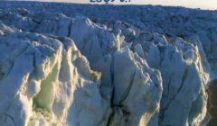 انفصال جبل جليدي هائل في «إنتاركتيكا»