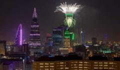 الرياض تحتضن شعوب العالم في موسمها الترفيهي