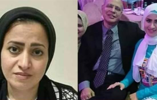 شاهد أول تعليق لزوج رحاب المتهم بهجرها وحبسها بعد تبرعها له بفص من كبدها