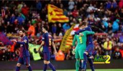 فيديو: كيف أثار شتيغن إعجاب بيكيه بتدريبات برشلونة