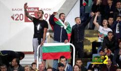فيديو – هتافات عنصرية من مشجعي بلغاريا للاعبي إنجلترا.. والجماهير الإنجليزية ترد