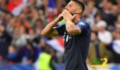 جيرو ، ثالث أكثر من سجل لفرنسا