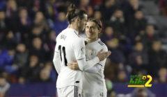 مودريتش يأمل ببقاء بيل في ريال مدريد