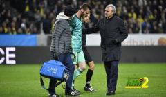 بيان سريع من مانشستر يونايتد بشأن إصابة دي خيا قبل الكلاسيكو الإنجليزي