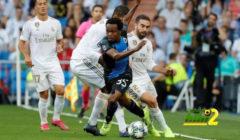 ريال مدريد يواجه شبح الخروج من دور المجموعات عند مواجهته لجالطة سراي