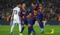لينغليت يدون على هدفه الثالث مع برشلونة