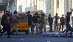 فرانس برس: اتفاق على إنهاء الاحتجاجات بعد لقاء سليماني بالصدر ونجل السيستاني