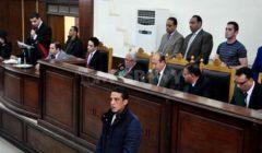 """بينهم 7 محالين للمفتي.. الحكم على متهمي """"خلية ميكروباص حلوان"""" اليوم"""