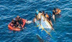 مقتل 4 مهاجرين وفقدان 16 إثر غرق قارب قبالة مدينة مليلية الإسبانية
