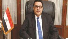 القوني يبحث مع رئيس مجلس الأمة الكويتي أوجه التعاون المشترك
