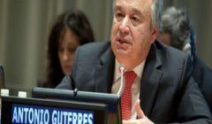 الأمين العام للأمم المتحدة يعرب عن صدمته لكثرة قتلى المظاهرات في العراق