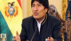 بعد منحه اللجوء السياسي.. موراليس يتوعد بمواصلة كفاحه