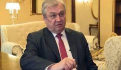 روسيا وبريطانيا تجريان محادثات حول سوريا