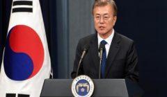 الرئيس الكوري الجنوبي يدعو فيتنام للقيام بدور بناء في عملية السلام