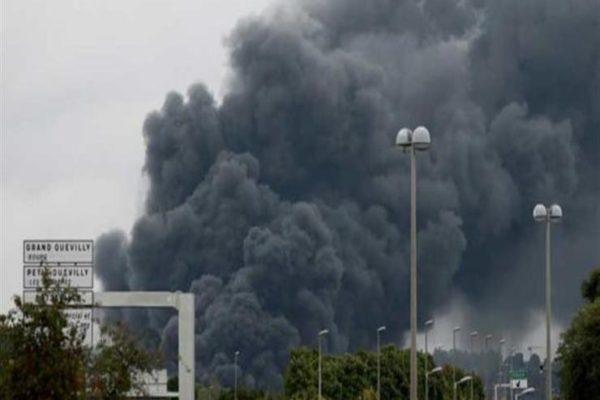 صابة 9 أفراد في انفجارين بمستودع للأسلحة جنوبي تركيا