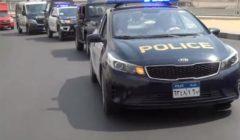 القبض على 8 متهمين بحوزتهم أسلحة وذخيرة بحملة أمنية بالجيزة