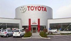 """الصين: استدعاء 679 سيارة """"تويوتا ليكزس"""" لمخاطر تتعلق بالسلامة"""