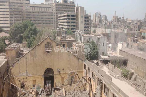 """""""القاهرة"""" تطالب ملاك مثلث ماسبيرو باستكمال أوراقهم لصرف التعويضات"""