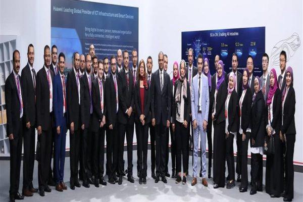 """المصرية للاتصالات تخرج دفعة جديدة من برنامج """"إعداد القادة"""""""