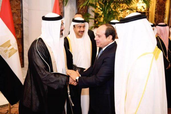 القمة المصرية الإماراتية وبوابة العمرة الإلكترونية في صحف اليوم