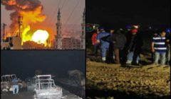 حدث ليلاً  تفاصيل حريق إيتاي البارود وتصاعد الأوضاع في غزة