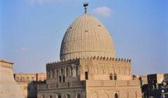 """هبوط أرضي بمقبرة بـ""""الإمام الشافعي"""".. ولجنة علمية تكشف السبب"""