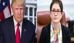 السفيرة الأمريكية المعزولة: شعرت بالتهديد من ترامب