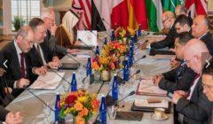وزراء خارجية المجموعة المصغرة حول سوريا : ملتزمون بالتمسك بسيادة سوريا ووحدتها