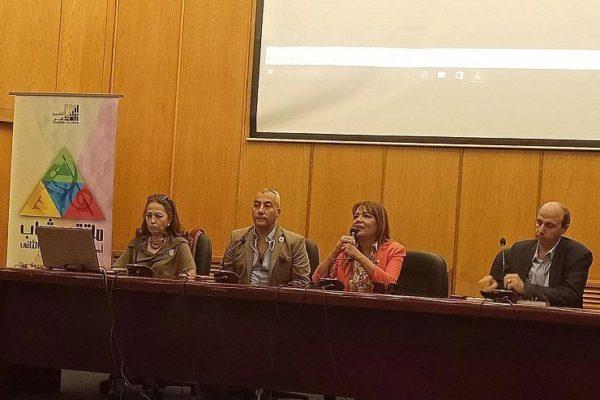 بالصور.. انطلاق فعاليات ملتقى شباب أكاديمية الفنون الثاني