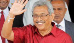 رسميًأ.. وزير دفاع سريلانكا السابق رئيسًا للبلاد ويؤدي اليمين غدًا