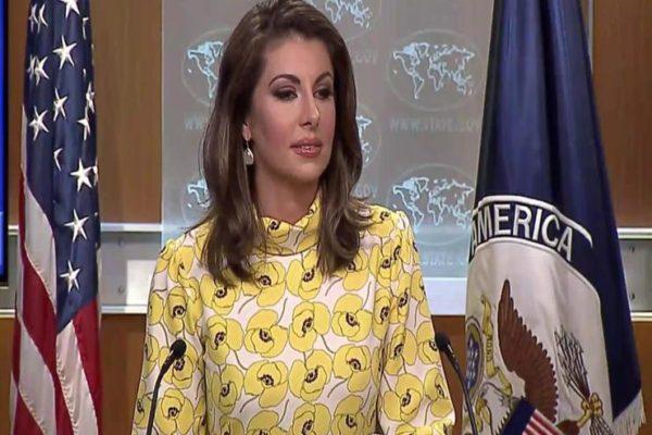 المتحدثة باسم الخارجية الأمريكية: النظام الإيراني يخاف من شعبه