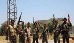 الجيش السوري يستعيد السيطرة على ثاني أكبر محطة كهرومائية في البلاد