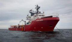"""سفينة """"أوشن فايكنج"""" تنقذ 94 مهاجرا في البحر المتوسط"""
