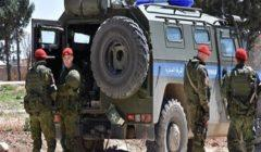 الشرطة العسكرية الروسية تستطلع مواقع جديدة لدورياتها في شمال سوريا