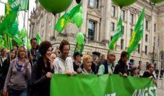 حزب الخضر يفضل الدخول في مفاوضات مع المحافظين لتشكيل حكومة بالنمسا