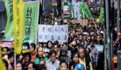 مشرعون أمريكيون يحيلون تشريعا يدعم متظاهري هونج كونج إلى ترامب