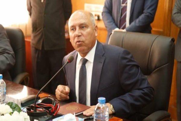 وزير النقل: مشاركة القطاع الخاص في نقل البضائع عبر السكك الحديدية ضرورة