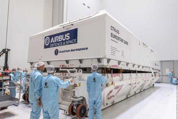 """تأجيل إطلاق القمر الصناعي المصري """"طيبة -1"""" لأسباب فنية"""