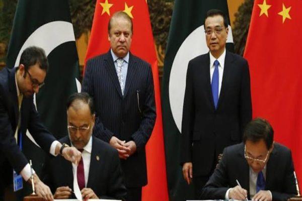 إسلام أباد ترفض مزاعم دبلوماسي أمريكي حول الممر الباكستاني - الصيني