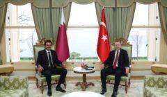 أول رحلة لبلد عربي منذ العدوان التركي: اردوغان في قطر