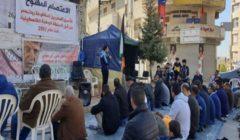 حماس: السلطة الفلسطينية فضت بالقوة اعتصاما لأسرى محررين في رام الله
