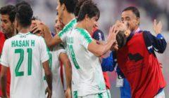 منتخب العراق يصدم قطر بفوز ثمين في افتتاح خليجي 24