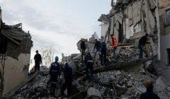 ألبانيا: لن ننسى الدعم التركي لنا بعد الزلزال