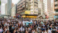 هونج كونج تأسف بشدة لتوقيع ترامب على مشروعي قانون يدعمان المتظاهرين