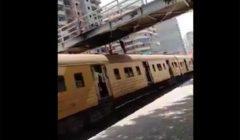 """""""دا سلوك يرضي ربنا؟"""".. أول تعليق من السكة الحديد على سير راكب أعلى قطار"""