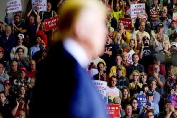 """بدء العد العكسي لانتخابات الرئاسة الأمريكية في بلد منقسم و""""غاضب"""""""