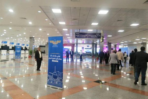 """باستثناء """"القاهرة"""".. تطبيق قرار رفع رسوم السفر في مطارات الجمهورية"""