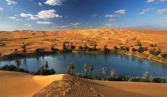 """جنة مصرية وسط بحر الرمال.. """"السياحة"""" تروج لواحة سيوة"""
