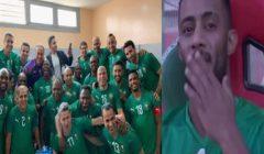 بالفيديو.. تريكة ورمضان والغندور يقودون نجوم إفريقيا بالمغرب