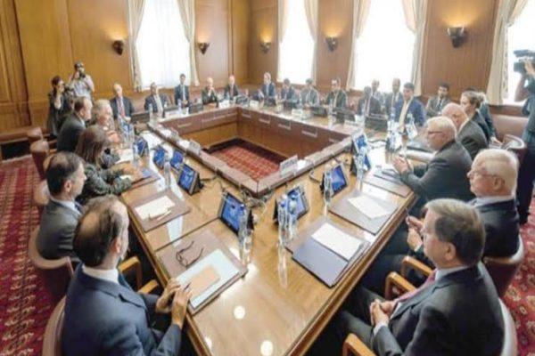 لجنة مناقشة الدستور السوري المصغرة تختتم اجتماعتها في جنيف اليوم